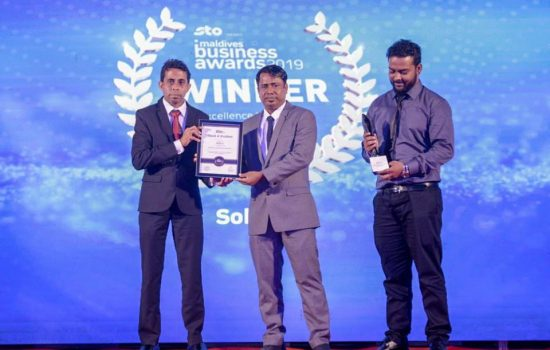 Blue K Safari Maldives receives Excellence in Hospitality Liveaboards 2019'