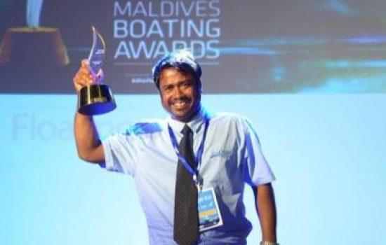 Ibrahim Shaahid Vaikaradhoo CEO MD of Blue K Safari