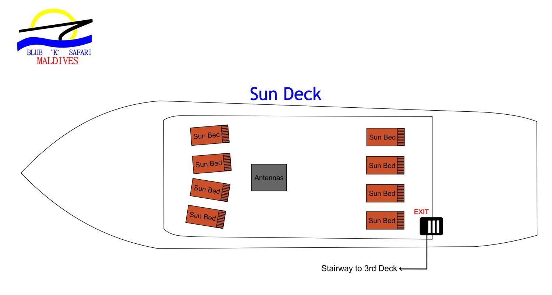 Soleil Floor Plan Sun Deck